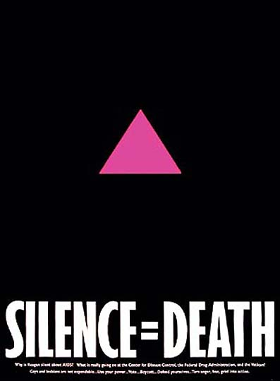 Act Up, Silence Death, États-Unis, 1987