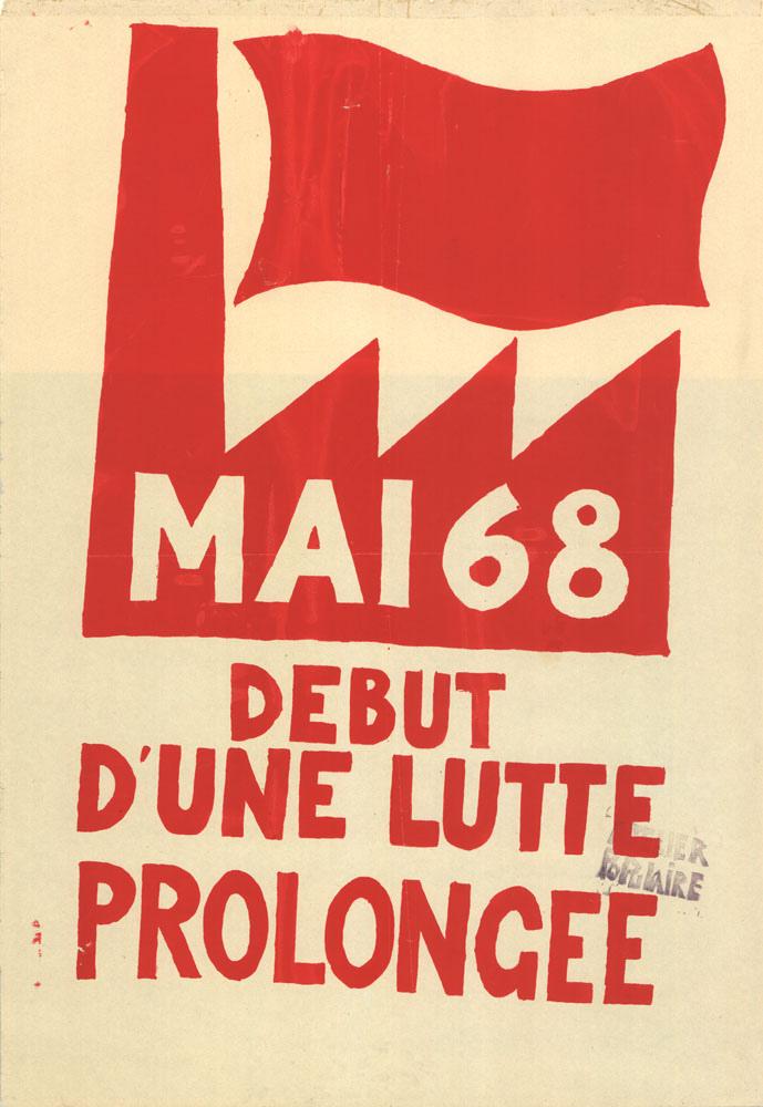 Histoire vive mai 68 1968 - Ateliers d arts de france ...
